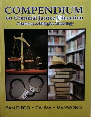 Compendium on Criminal Justice Education